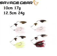 Savage Gear Ti-Flex Spinner Bait 10cm 17g 12.5cm 24g Various Colours Predator