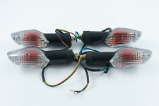 Front and rear indicators complete set of four suitable for Honda CBF 125 2012