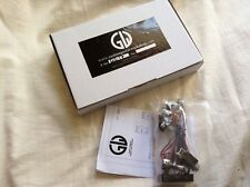 GW 3 Band Active EQ Preamp. Suits Electric Guitar or Bass. Made in Korea.