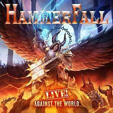 HammerFall - Live! Against The World (NEW 2CD+BLU-RAY)