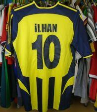 FENERBAHCE 2005-2006 HOME adidas FOOTBALL SOCCER  SHIRT JERSEY SMALL #10 iLHAN