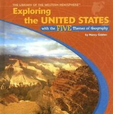 Exploring the United States With the Five Themes of Geography (The-ExLibrary