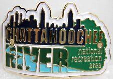 Chattahoochee River National Recreation Area stocknagel hiking medallion G0556