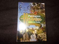 NEW DVD PATRINGTON HAVEN LEISURE PARK Caravan Holiday Yorkshire 40 Acre Country