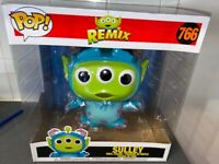 Funko POP!  - Alien Remix - Sully Monsters Inc (Super Size 10'') #766