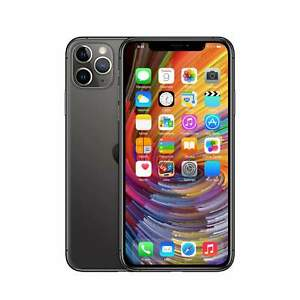 Apple iPhone 11 Pro Max (64|256|512GB) - Unlocked - Various Colors - Acceptable