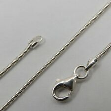 16 18 20 22 24 26 28 30 32 34 36 38 40 inch 925 Oval Rolo Chain oxidized sterling silver necklace with 3.2mm belcher links