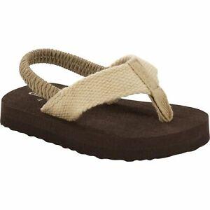 Garanimals Infant Boys' Thong Sandal Size 2,4,5,6 NEW!