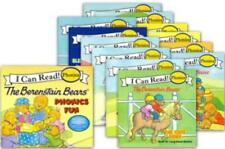 The Berenstain Bears PHONICS Boxed Set of 12 Books Featuring Vowel Sounds