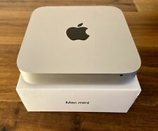 Apple Mac mini (Late 2012) - 2.3GHz Core i7, 8gig RAM, Apple 256 SSD - CATALINA