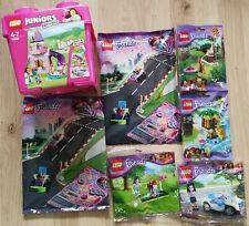 LEGO® Juniors 10668 & Friends 30103, 30203, 41017, 41019 & 2x 5005238 NEU & OVP