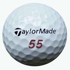 50 TaylorMade Rbz Urethane pelotas de golf en la bolsa de malla aa/AAAA rocketballz lakeballs
