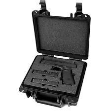 Quick Fire Glock 17 20 21 22 31 37 Pistol Case QF300-G01