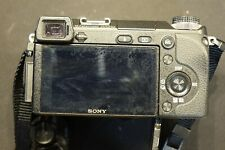 Sony Alpha NEX-6 16.1MP Digital Camera - Black (Kit w/ E PZ 16-50mm OSS Lens)