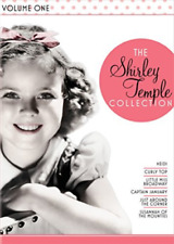 The Shirley Temple Collection Volume 1 DVD Boxed Set Full Frame Mono