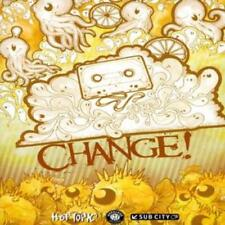 Various Artists : Change! [cd and Dvd] CD (2008) ***NEW***