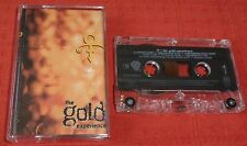 PRINCE - UK CASSETTE TAPE - THE GOLD EXPERIENCE