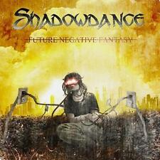 "SHADOWDANCE ""Future Negative Fantasy"" Iced Earth Sanctuary US POWER METAL"
