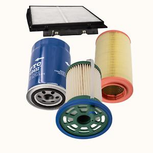 DOC'S Ram Promaster 3.0L Diesel Filter Kit 2014-2018