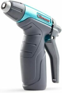 Gilmour Nozzle Medium Duty Rear Control Cleaning Gray
