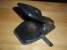 New listing Two-Hole Hole Punch Black Paper Puncher