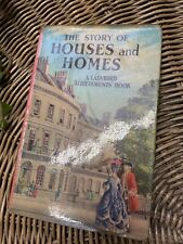 Vintage Ladybird Book - The story of Houses and Homes