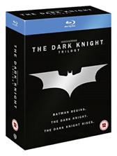 The Dark Knight Trilogy - Christopher Nolan [BLU-RAY]