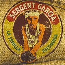 Sergent Garcia - La Semillla Escondida (CD 2003) NEW