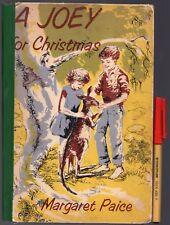 1960 1st Edition A JOEY Baby Kangaroo FOR CHRISTMAS Margaret Paice AUSTRALIAN AU