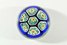 MURANO Glas Murrinen Briefbeschwerer ° art glass paperweight