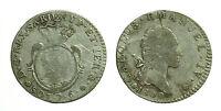 pci2747) SAVOIA Carlo Emanuele IV (1796-1800) - 7,6 Soldi 1800