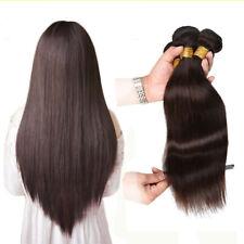 4bundles/200g Brazilian Virgin Straight Hair 100% Human Hair Extension Weft #2