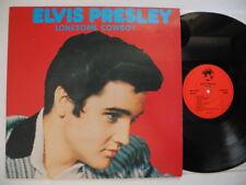 ELVIS PRESLEY Lonesome Cowboy / Hot Dog LP 1985 Denmark World Music Near Mint