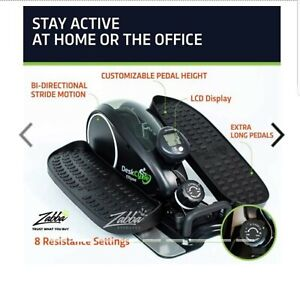 3D Innovations DeskCycle Elipse Eliptical Home & Office Pedal Exerciser~Trainer~