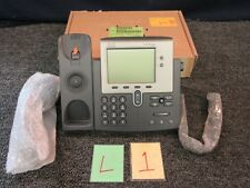 Cisco 7941g Telephone Ip Desk Office Phone Business Ethernet Used