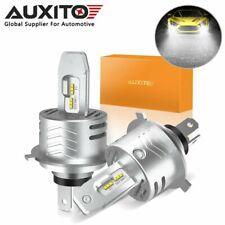 2x AUXITO 9003 H4 200W CREE LED Headlight High Low Beam Bulb Conversion Kit