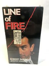 Line of Fire (VHS, 1991)