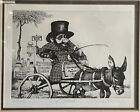 """Charles Bragg """"Dr. Sneed"""" Signed & Numbered Framed Art Etching #7/125"""