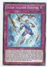 Super Soldier Rebirth MP16-EN156 Common Yu-Gi-Oh Card 1st Edition English Mint