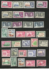Fiji M.N.H.  M.H. & Used Stamps Lot 3