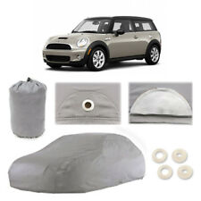Mini Cooper 4 Layer Car Cover Fitted In Out door Water Proof Rain Snow Sun Dust