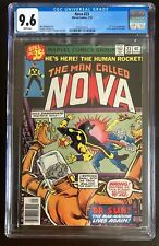 Nova #23 CGC 9.6 White Pages New Case Marvel 1/79