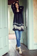 Seva Crepe Tunic Dress Plenty Tracy Reese Size MP /LP NWT