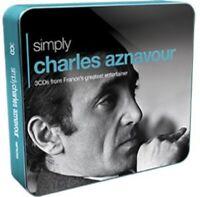 Charles Aznavour - Simply Charles Aznavour [CD]