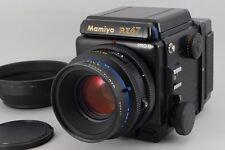 Exc+++++ Mamiya RZ67 Pro II Body w/110mm 2.8 W Lens 120 Holder from Japan a682