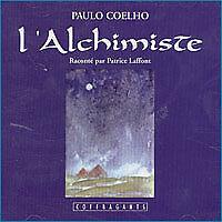 LIVRE AUDIO CD - L'ALCHIMISTE - PAULO COELHO