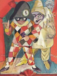 3 - PINOCCHIO ill. Martha Pfannenschmid Linda Bildverlag Zurich 1968 tedesco