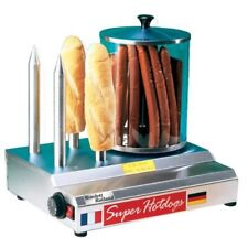 More details for hot dog machine with steamer