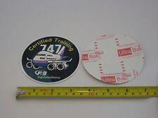 FlightSafety Boeing B-747 B747 Airlines aviation aircraft sticker NEW