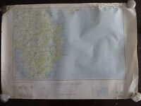 1948 - ANTIQUE Map of Salisbury, MD - Topographic